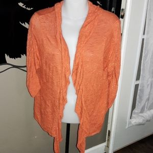 Womens sz 1X Dress Barn cardigan top